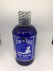 Silver Water Gel